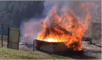 Test 6 C - Bonfire Tests