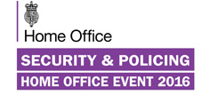 Security & Policing  8th – 10th March 2016