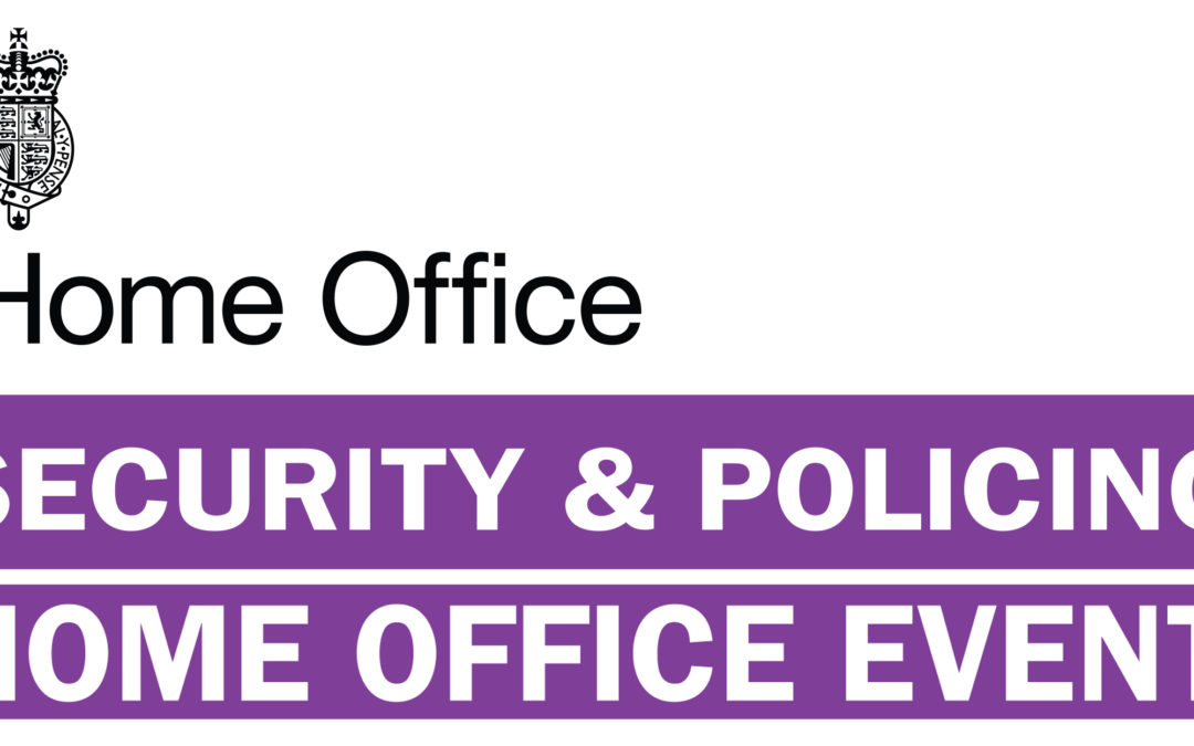 Radnor will be attending the Security & Policing Home Office Event